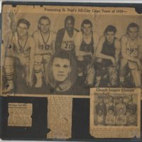 City All-Star Basketball Champions, 1939